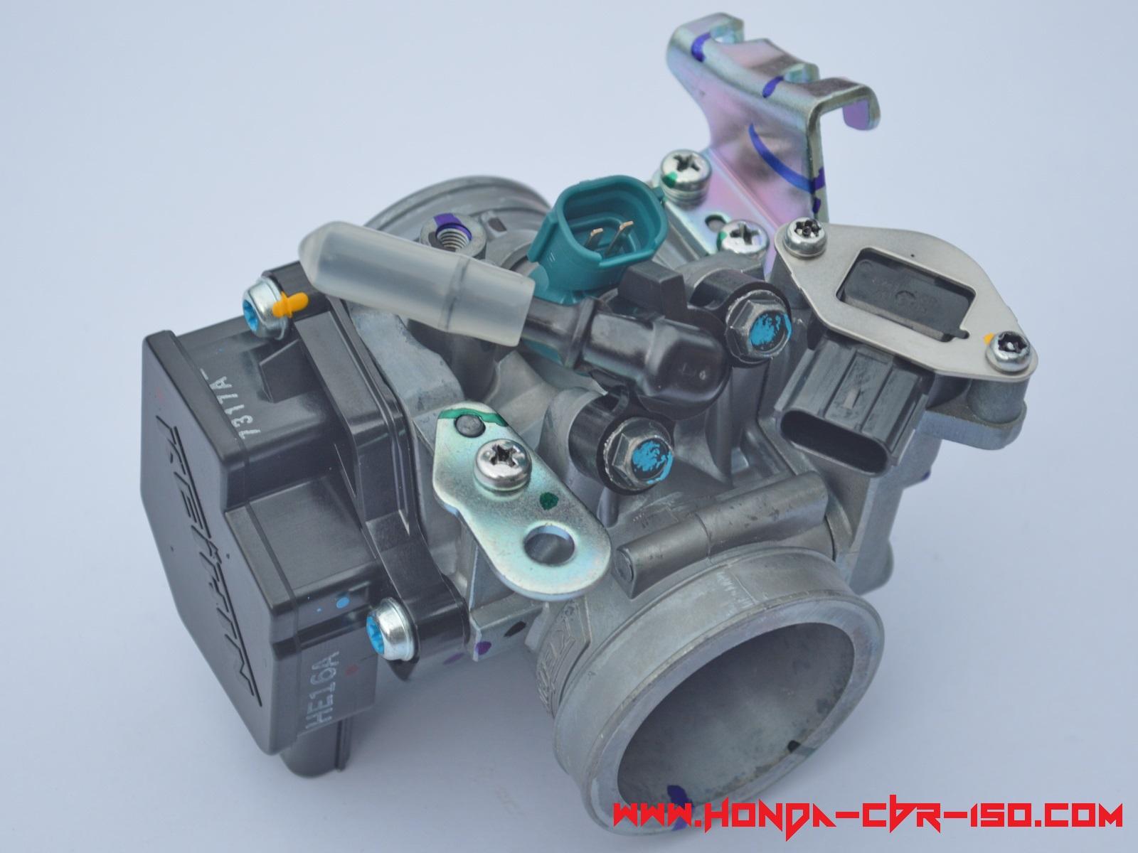 Genuine Honda CBR 150 racing oversize throttle body 30 38 mm